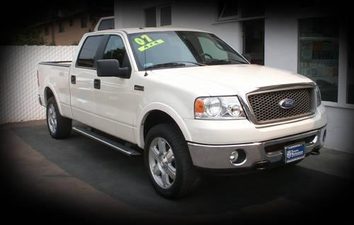 2007 ford f150 super crew cab lariat 4x4 for sale in chico california classified. Black Bedroom Furniture Sets. Home Design Ideas