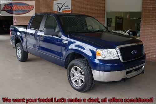 2007 ford f150 supercrew 4x4 xlt awesome truck for sale in high springs florida classified. Black Bedroom Furniture Sets. Home Design Ideas