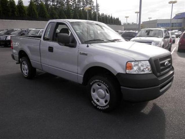 2007 ford f150 xl for sale in hickory north carolina classified. Black Bedroom Furniture Sets. Home Design Ideas