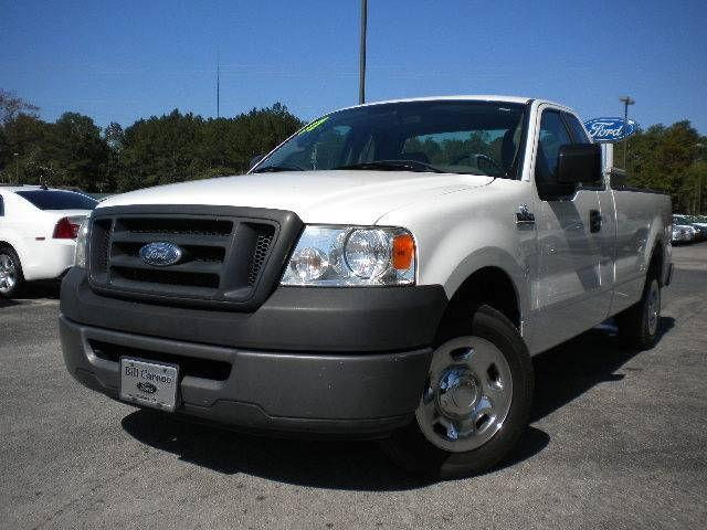 2007 ford f150 xl for sale in wallace north carolina classified. Black Bedroom Furniture Sets. Home Design Ideas
