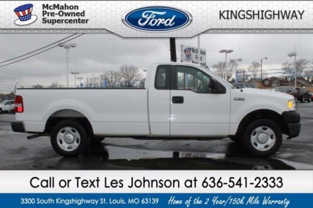 2007 Ford F150 XL | 2007 Ford F-150 Car for Sale in Saint ...
