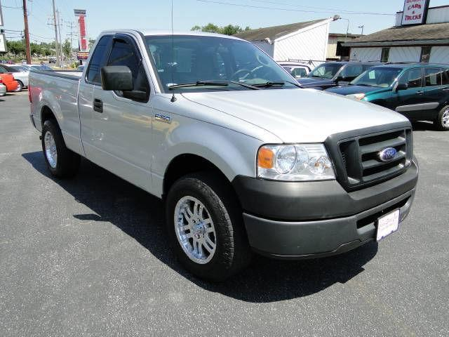 2007 ford f150 xl for sale in edgewater maryland. Black Bedroom Furniture Sets. Home Design Ideas