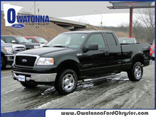 2007 ford f150 xlt for sale in owatonna minnesota classified. Black Bedroom Furniture Sets. Home Design Ideas