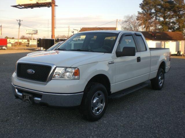 2007 ford f150 xlt for sale in princeton north carolina classified. Black Bedroom Furniture Sets. Home Design Ideas