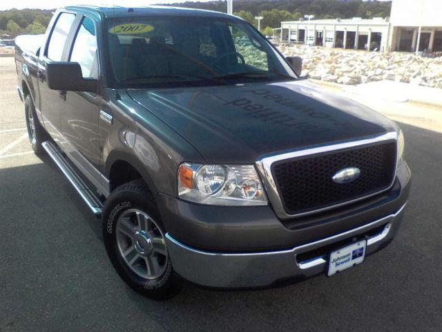 2007 ford f150 xlt for sale in marble falls texas. Black Bedroom Furniture Sets. Home Design Ideas