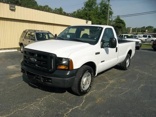 2007 ford f250 2wd regular cab super duty b51672 for sale for Mcvay motors pensacola florida