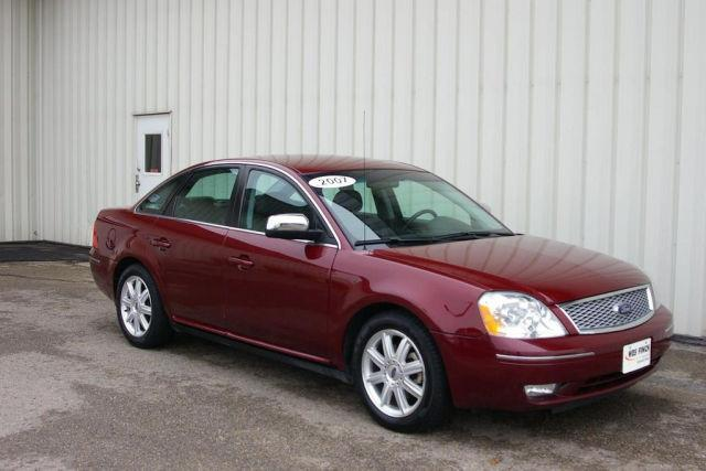 2007 ford five hundred limited for sale in grinnell iowa classified americ. Cars Review. Best American Auto & Cars Review