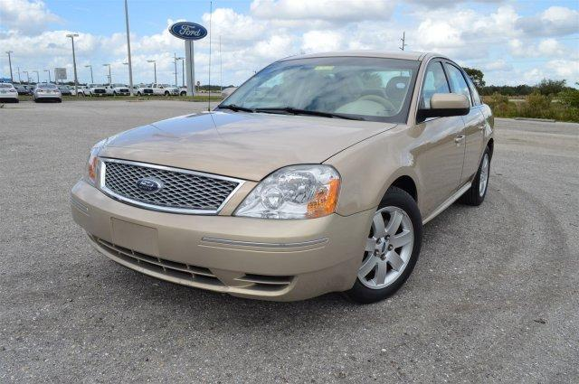 2007 ford five hundred sel 4dr sedan for sale in arcadia florida classified. Black Bedroom Furniture Sets. Home Design Ideas
