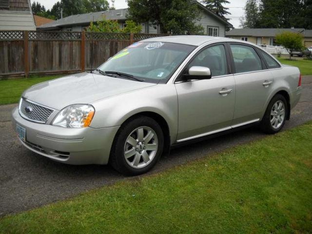 2007 ford five hundred sel for sale in salem oregon classified. Black Bedroom Furniture Sets. Home Design Ideas