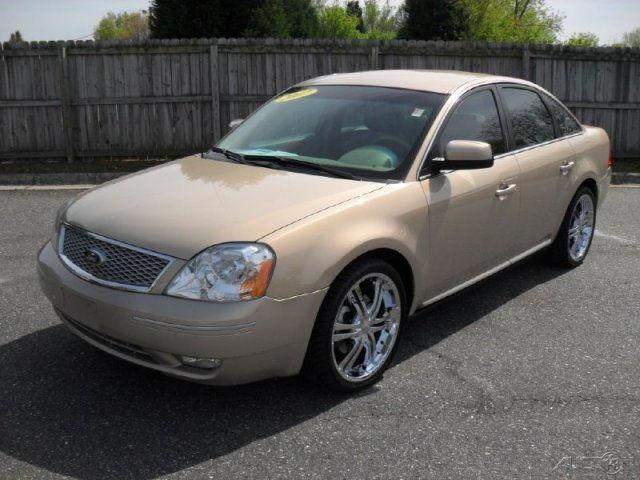 2007 ford five hundred sel for sale in gastonia north carolina classified. Black Bedroom Furniture Sets. Home Design Ideas