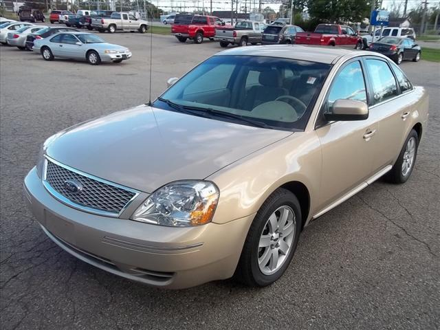 2007 ford five hundred sel for sale in lapeer michigan classified. Black Bedroom Furniture Sets. Home Design Ideas