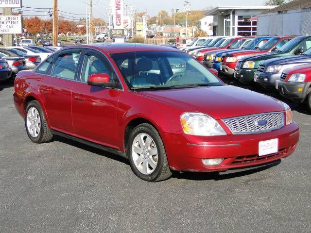 2007 ford five hundred sel for sale in edgewater maryland classified. Black Bedroom Furniture Sets. Home Design Ideas