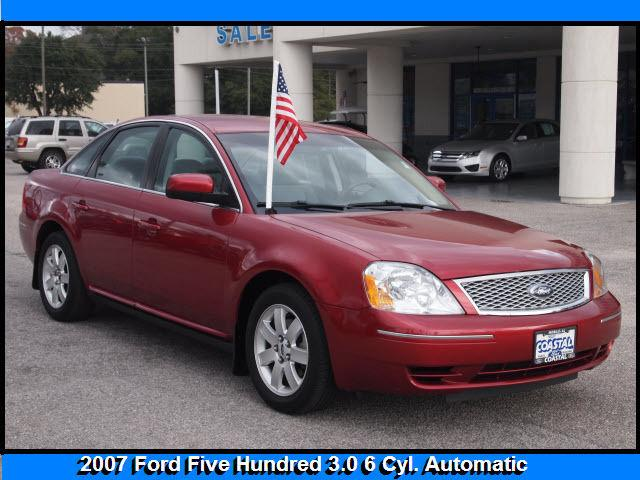 2007 ford five hundred sel for sale in mobile alabama classified americanl. Cars Review. Best American Auto & Cars Review