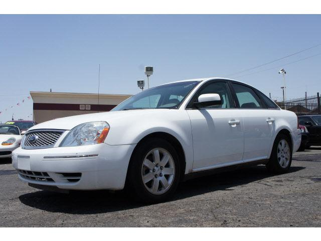 2007 ford five hundred sel for sale in phoenix arizona classified. Black Bedroom Furniture Sets. Home Design Ideas