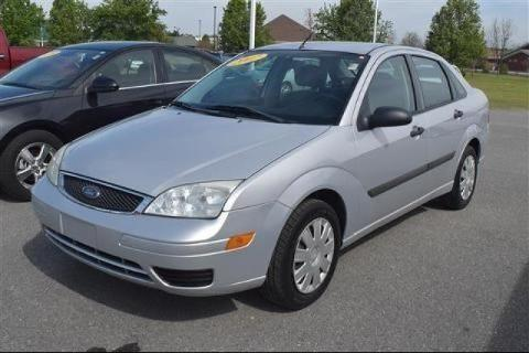 2007 Ford Focus 4 Door Sedan For Sale In Goldsboro North