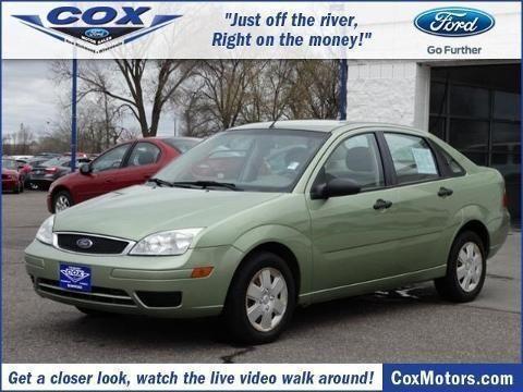 2007 ford focus 4 door sedan for sale in alden wisconsin for Cox motors new richmond wi