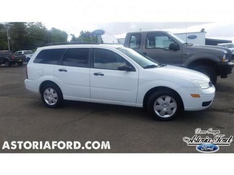 2007 ford focus 4 door wagon for sale in astoria oregon classified. Black Bedroom Furniture Sets. Home Design Ideas