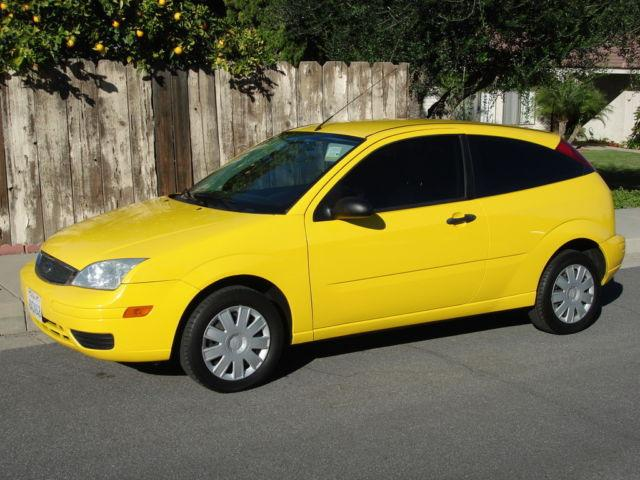 2007 ford focus zx3 for sale in loma linda california classified. Black Bedroom Furniture Sets. Home Design Ideas