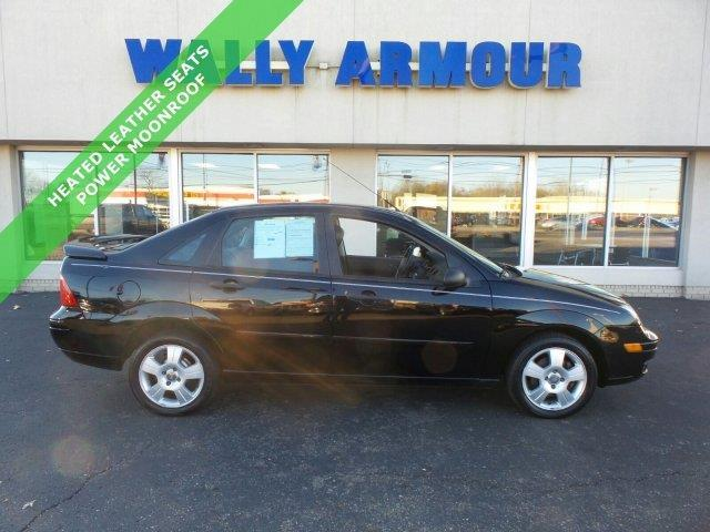 2007 ford focus zx4 s zx4 s 4dr sedan for sale in alliance. Black Bedroom Furniture Sets. Home Design Ideas