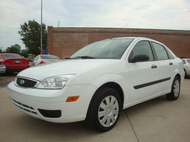 2007 ford focus zx4 s for sale in skiatook oklahoma. Black Bedroom Furniture Sets. Home Design Ideas