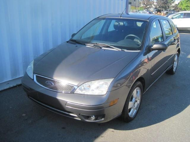 2007 Ford Focus ZX5 S ZX5 S 4dr Hatchback