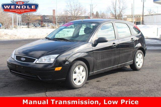 2007 ford focus zx5 s zx5 s 4dr hatchback for sale in. Black Bedroom Furniture Sets. Home Design Ideas