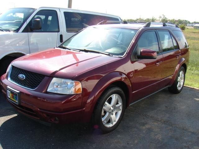 2007 ford freestyle limited for sale in seminole oklahoma classified. Black Bedroom Furniture Sets. Home Design Ideas