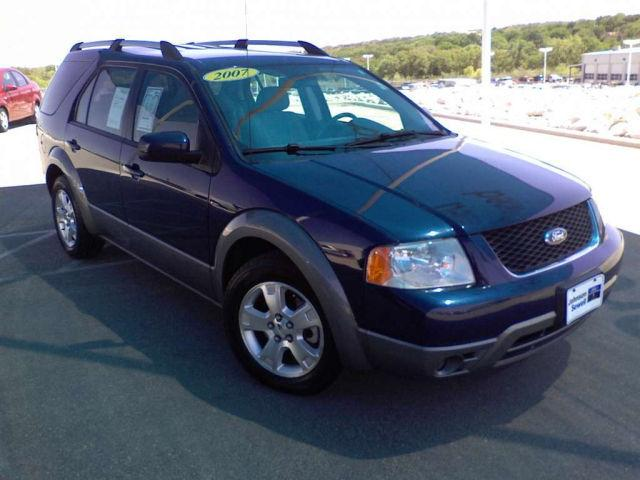 2007 ford freestyle sel for sale in marble falls texas classified. Black Bedroom Furniture Sets. Home Design Ideas