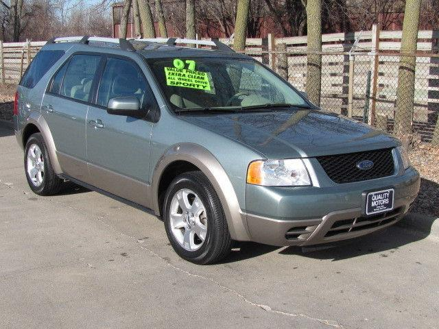 2007 ford freestyle sel for sale in ames iowa classified. Black Bedroom Furniture Sets. Home Design Ideas