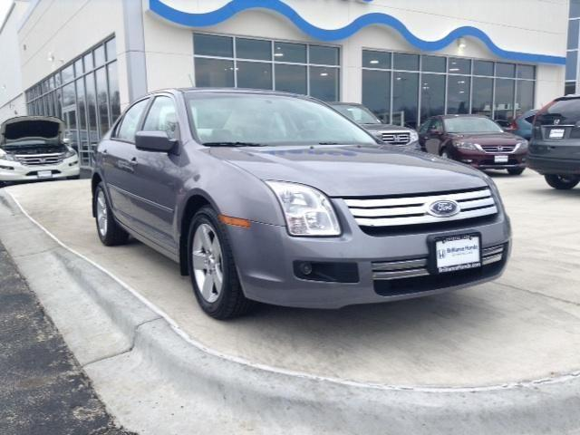 2007 ford fusion 4dr car se for sale in crystal lake illinois classified. Black Bedroom Furniture Sets. Home Design Ideas