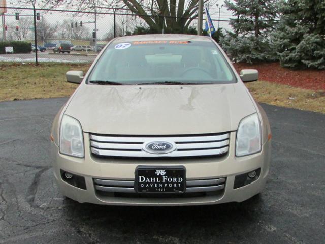 2007 Ford Fusion I-4 SE I-4 SE 4dr Sedan