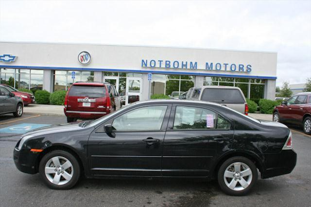 2007 ford fusion se for sale in miles city montana for Notbohm motors used cars