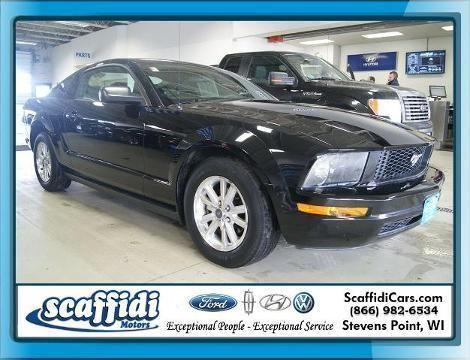 2007 ford mustang 2 door coupe for sale in arnott for Scaffidi motors stevens point wi