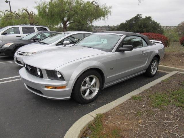 2007 ford mustang 2d convertible gt premium for sale in trabuco canyon california classified. Black Bedroom Furniture Sets. Home Design Ideas