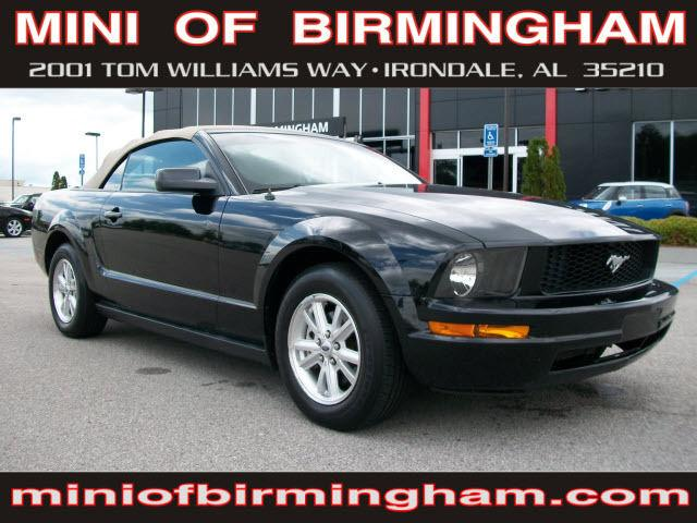 2007 ford mustang for sale in irondale alabama classified. Black Bedroom Furniture Sets. Home Design Ideas