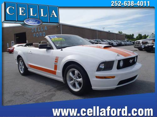2007 Ford Mustang Convertible GT for Sale in New Bern ...