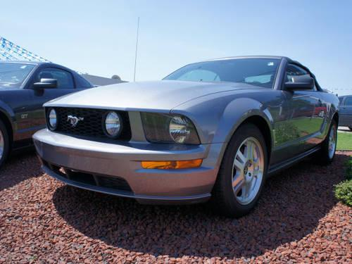 2007 ford mustang convertible gt for sale in rockingham north carolina classified. Black Bedroom Furniture Sets. Home Design Ideas
