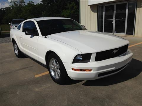 2007 ford mustang coupe deluxe coupe 2d for sale in hammond louisiana classified. Black Bedroom Furniture Sets. Home Design Ideas