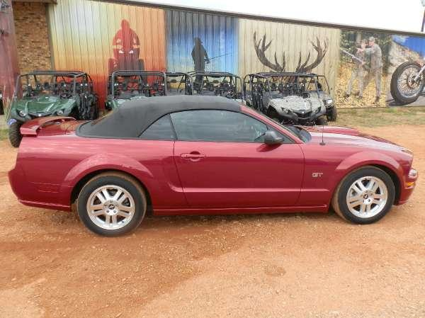 2007 ford mustang gt for sale in columbus texas classified. Black Bedroom Furniture Sets. Home Design Ideas