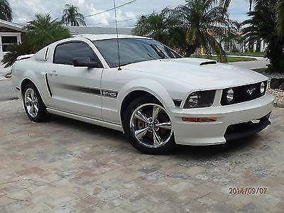 2007 ford mustang gt cs coupe 2 door 4 6l for sale in bayonet point florida classified. Black Bedroom Furniture Sets. Home Design Ideas