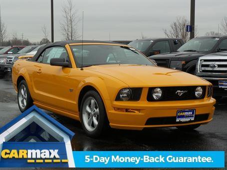 2007 Ford Mustang GT Deluxe GT Deluxe 2dr Convertible for ...