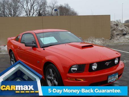 2007 Ford Mustang GT Deluxe GT Deluxe 2dr Coupe