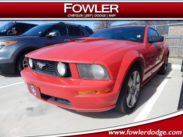 2007 ford mustang gt deluxe gt deluxe 2dr coupe for sale in oklahoma city oklahoma classified. Black Bedroom Furniture Sets. Home Design Ideas
