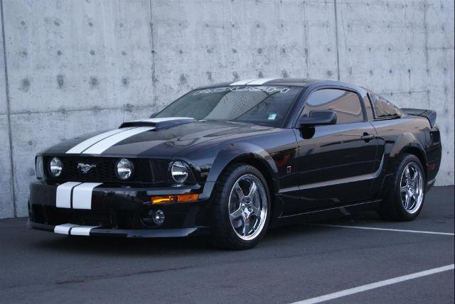 2007 ford mustang gt deluxe gt deluxe 2dr coupe for sale in everett washington classified. Black Bedroom Furniture Sets. Home Design Ideas