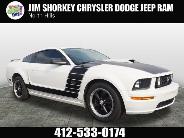 2007 ford mustang gt deluxe gt deluxe 2dr coupe for sale in pittsburgh pennsylvania classified. Black Bedroom Furniture Sets. Home Design Ideas