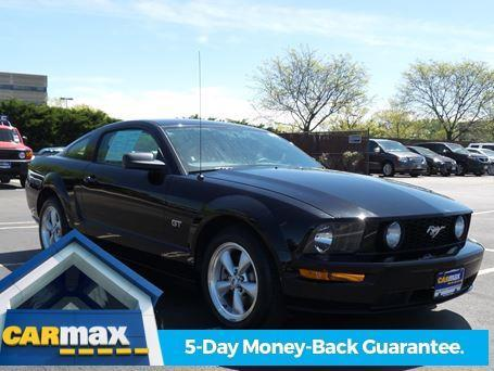 2007 ford mustang gt deluxe gt deluxe 2dr coupe for sale in columbus ohio classified. Black Bedroom Furniture Sets. Home Design Ideas