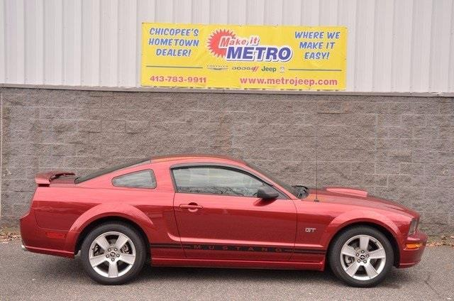 2007 ford mustang gt deluxe gt deluxe 2dr fastback for sale in chicopee massachusetts. Black Bedroom Furniture Sets. Home Design Ideas