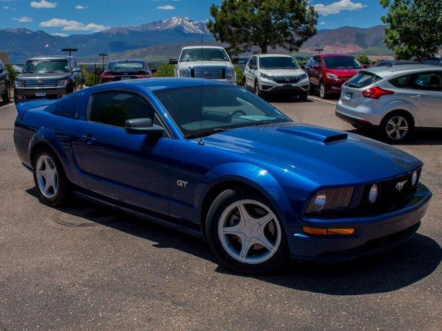 2007 ford mustang gt deluxe gt deluxe 2dr fastback for sale in colorado springs colorado. Black Bedroom Furniture Sets. Home Design Ideas