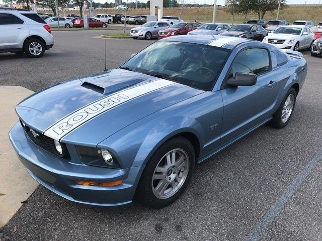 2007 Ford Mustang GT Premium GT Premium 2dr Coupe