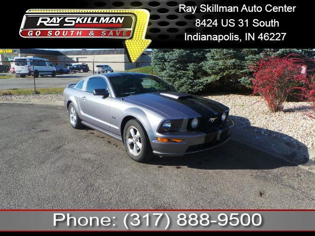 2007 Ford Mustang GT Premium GT Premium 2dr Fastback